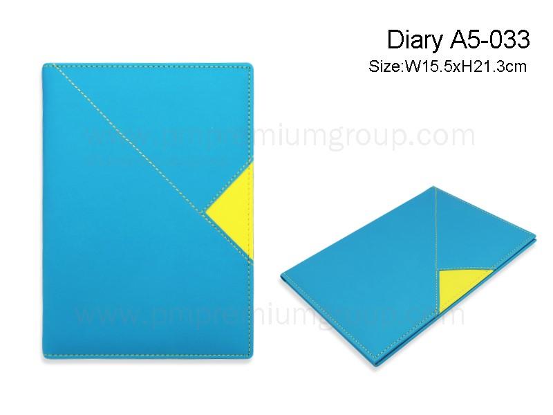Diary A5-033