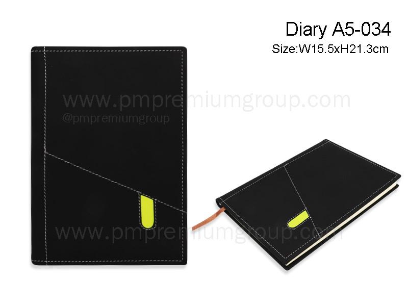 Diary A5-034