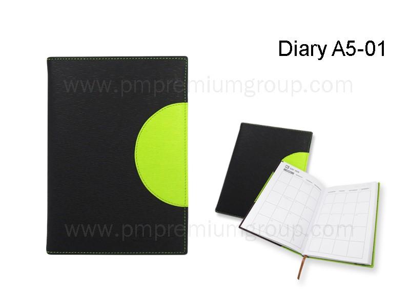 Diary A5-01