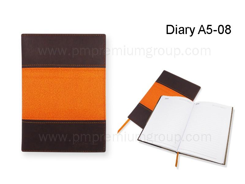 Diary A5-08