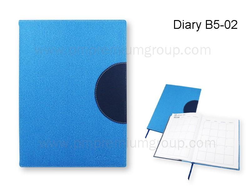 Diary B5-02