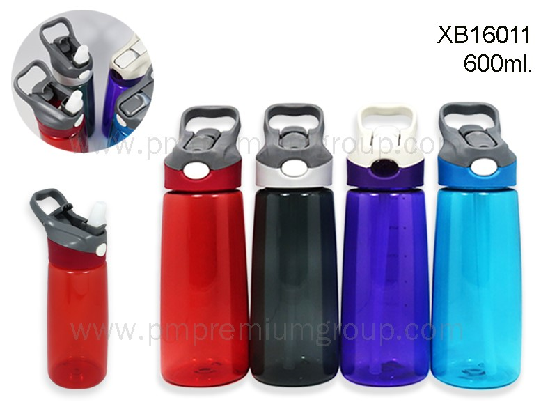 กระบอกน้ำพลาสติก XB16011