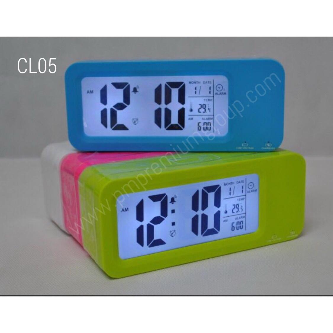 นาฬิกาดิจิตอล CL05