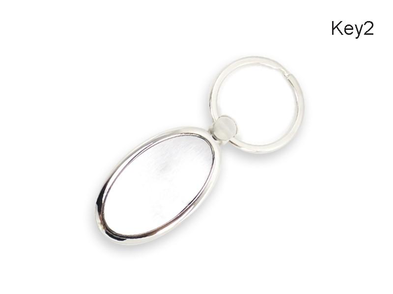 พวงกุญแจโลหะ Key2