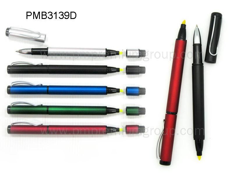 ปากกาไฮไลท์ PMB3139D
