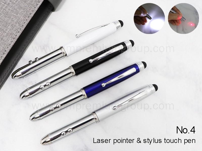 ปากกาเลเซอร์ 4 In 1