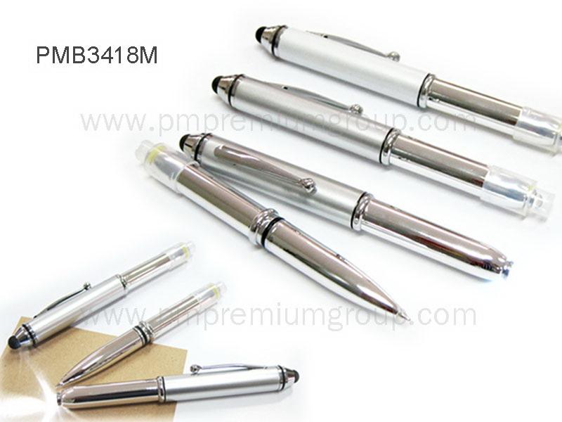 ปากกาหลายฟังก์ชั่น PMB3418M