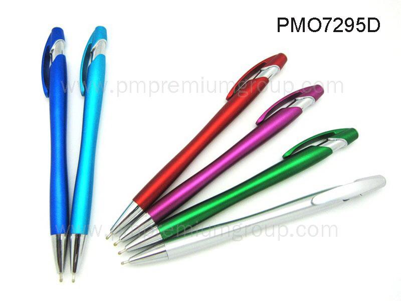 ปากกาออยล์เจล PMO7295D