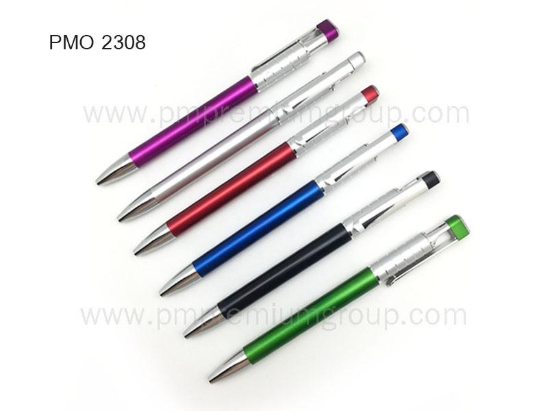 ปากกาลูกลื่นหมึกน้ำมัน PM0 2308