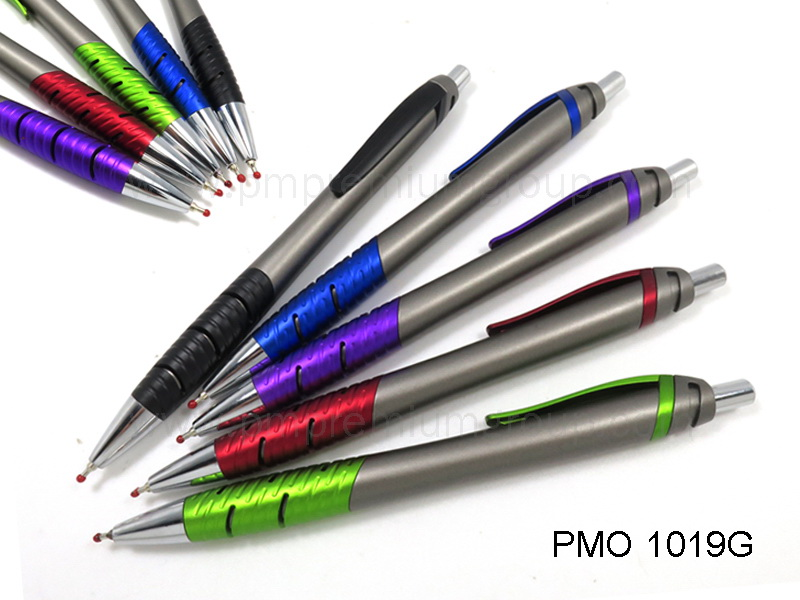 ปากกาลูกลื่นหมึกน้ำมัน PMO 1019G