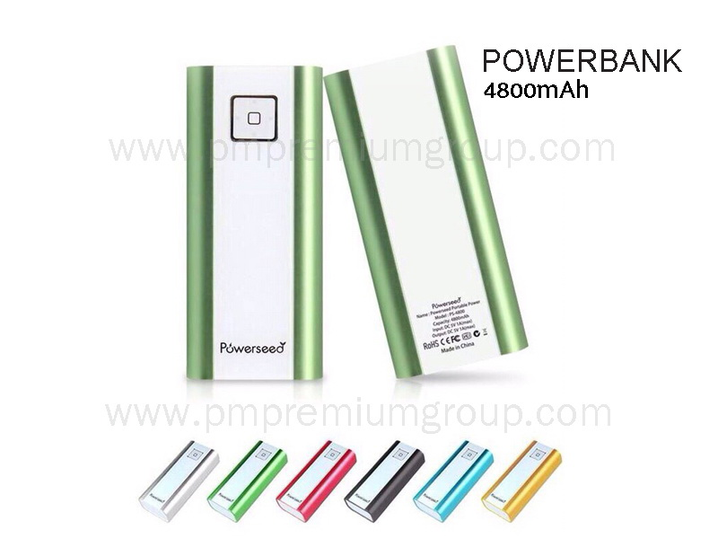 Power Bank 4,800 mAh