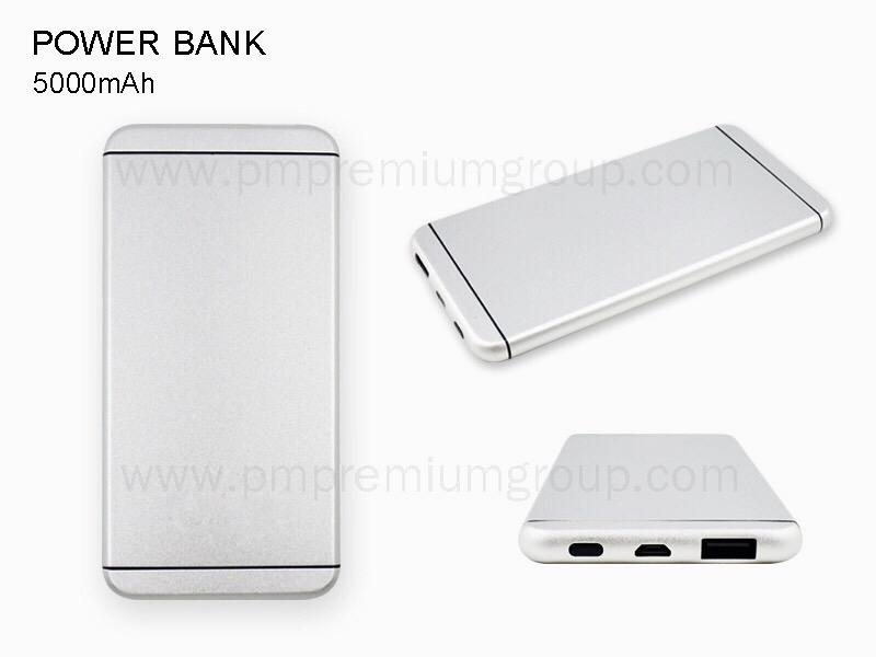 Power Bank 5,000 mAh