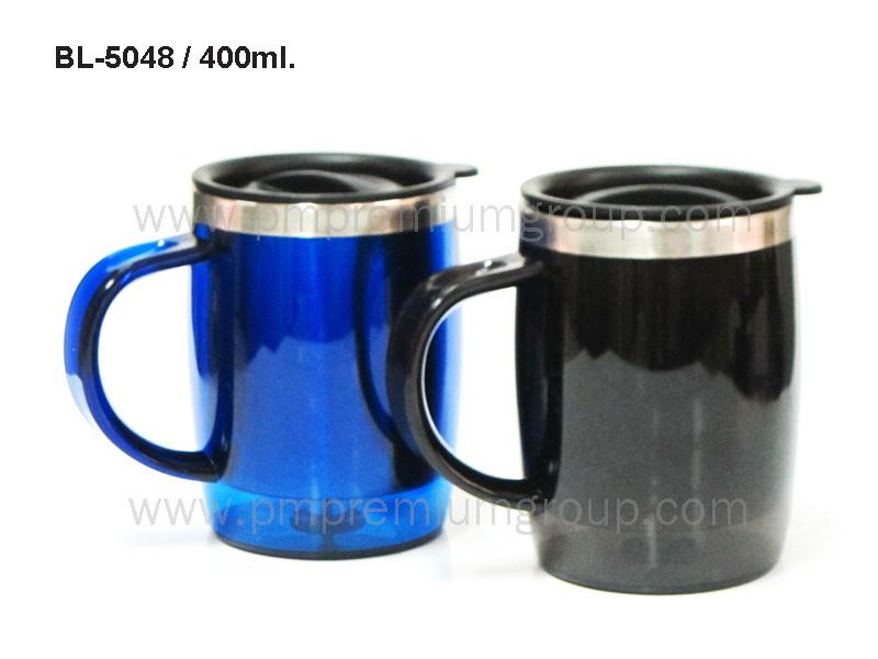ถ้วยน้ำสเตนเลส 400 ml.