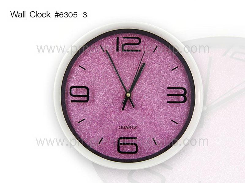 นาฬิกาแขวนผนัง No.6305-3